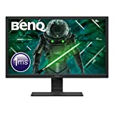 BenQ GL2480 - Monitor Gaming de 24' FullHD (1920x1080, 1ms, 75Hz, HDMI, DVI-D, VGA, Eye-Care,...