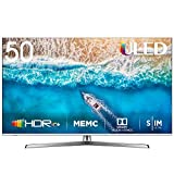 Hisense H50U7BE - Smart TV ULED 50' 4K Ultra HD con Alexa Integrada, Bluetooth, Dolby Vision HDR,...