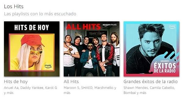 Amazon Prime Music Spotify
