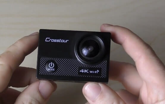 Crosstour CT9000 GoPro