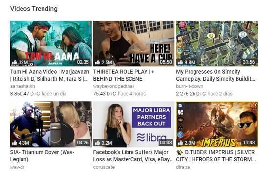 DTube YouTube