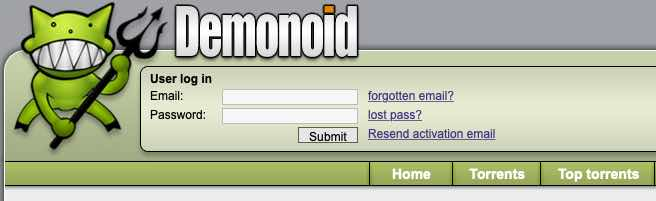 Alternativas Demonoid