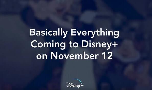 Disney+ Netflix