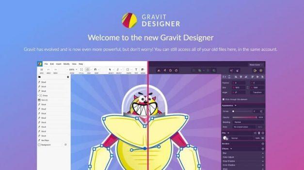 Gravit gráficos vectoriales ilustraciones