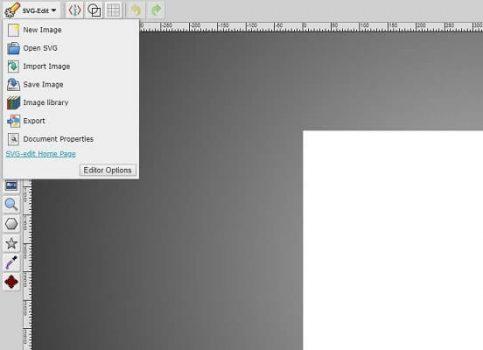 SVG Edit gráficos vectoriales ilustraciones