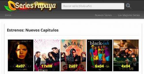 SeriesPapaya