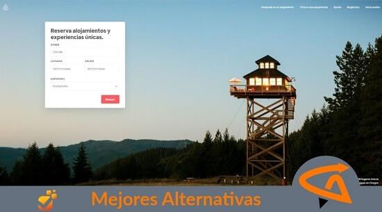 alternativas airbnb
