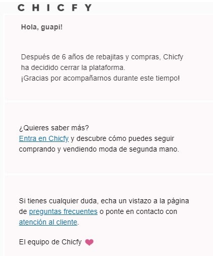 alternativas a chicfy