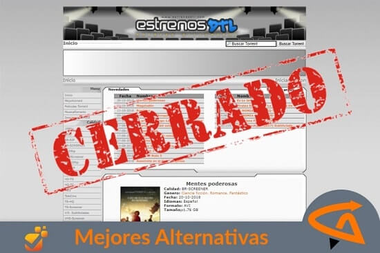 estrenosdtl alternativas
