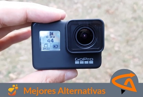 gopro alternativas