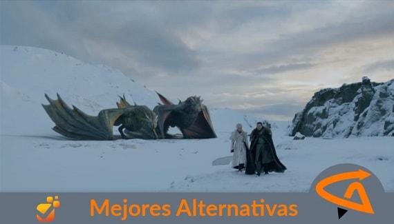 juego de tronos alternativas