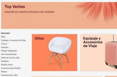 eBay tienda online