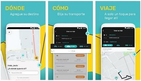 somo app compartir coche