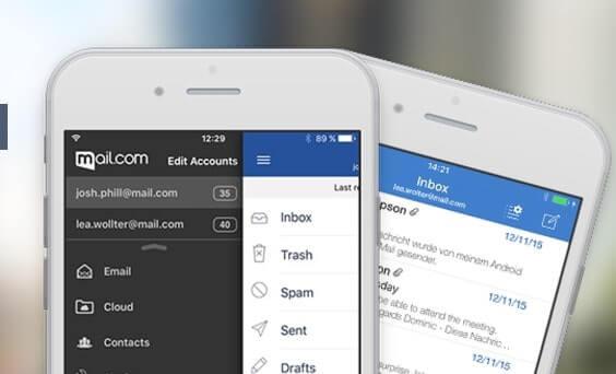 Mail parecido a Gmail