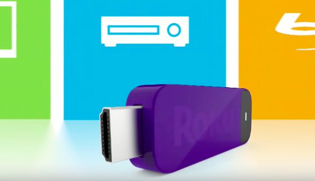 Streaming Stick de Roku