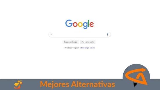 google alternativas