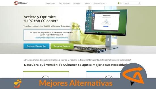 ccleaner alternativas