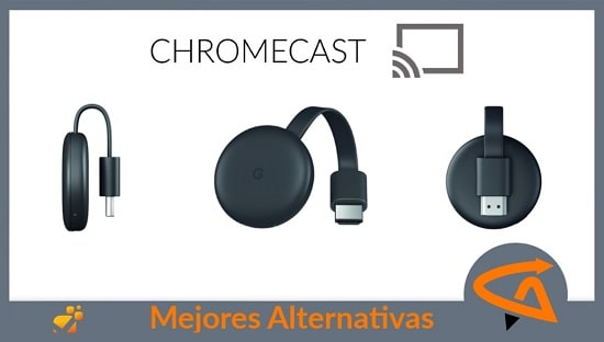 chromecast alternativas