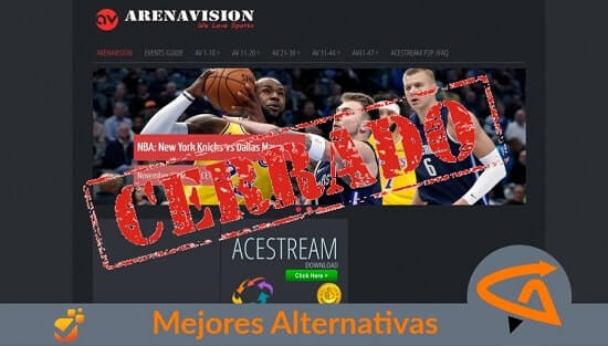 alternativas arenavision