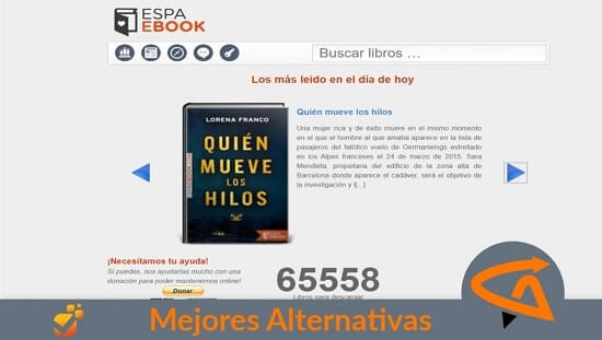 alternativas espaebook