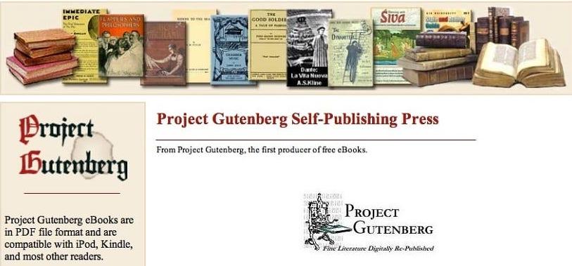 proyectogutenberg