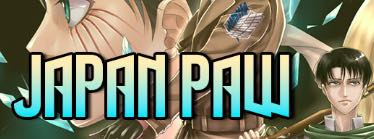 Japan-Paw