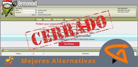 demonoid alternativas