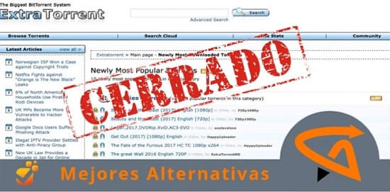 extratorrent alternativas