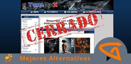 tomadivx alternativas