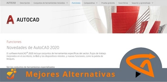 AutoCad Alternativas