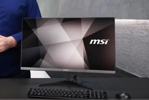 MSI Pro 24X 7M-093EU