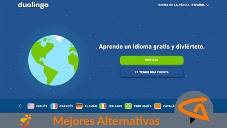 duolingo alternativas