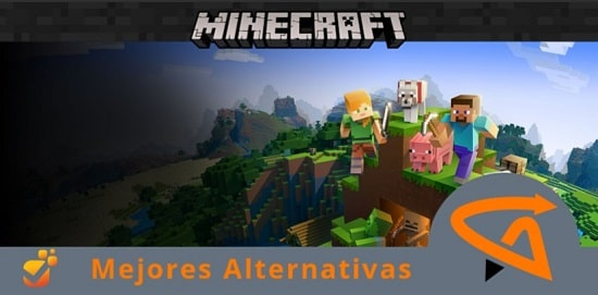 juegos alternativos a minecraft