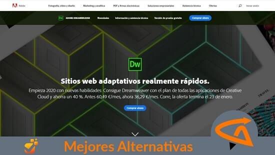 dreamweare alternativas