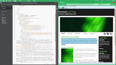 brackets-web-editor