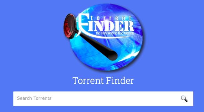 Torrent-finder
