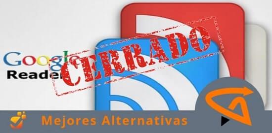 páginas alternativas a google reader