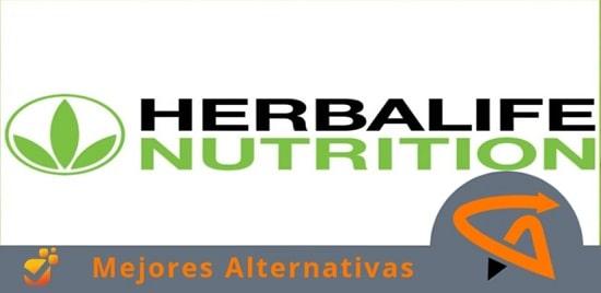 Productos nutricionales similares a herbalife