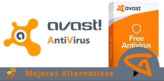 antivirus similares a avast