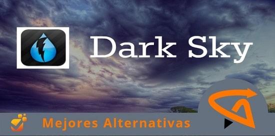 Apps parecidas a dark sky