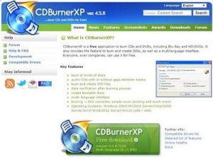 cdburner similar a nero