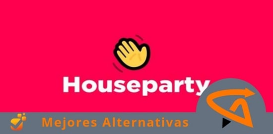 apps parecidas a houseparty
