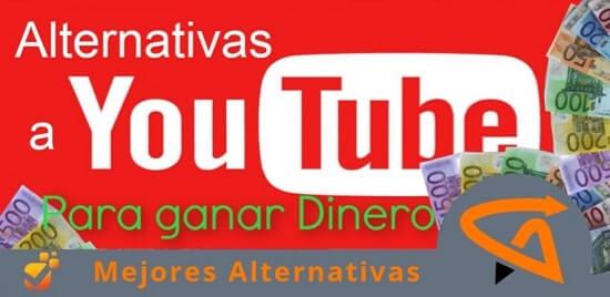similares a youtube para ganar dinero