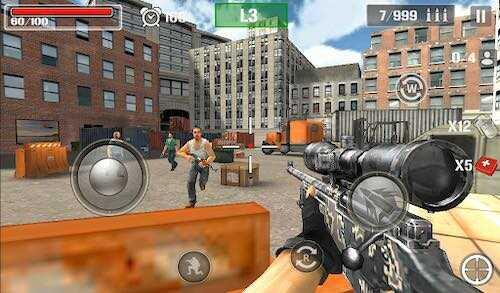 shoot hunter gun killer