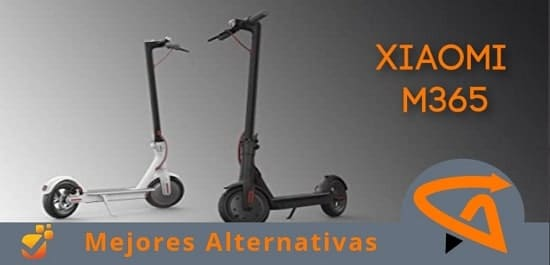 alternativas al patinete electrico xiaomi