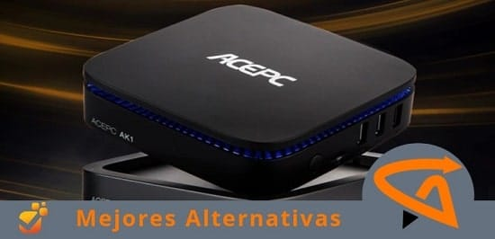 mini pcs como ACEPC AK1