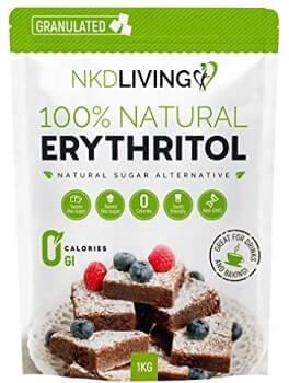 Eritritol 100 % natural