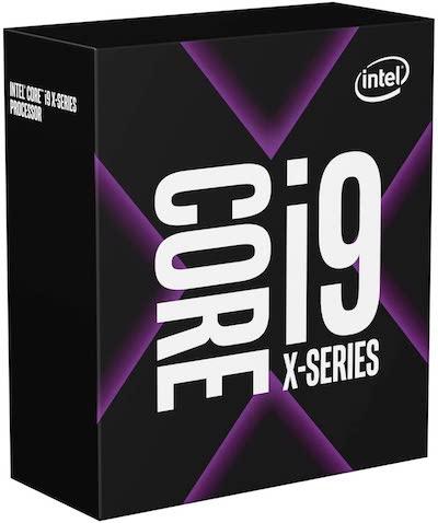 Intel-Core i9-10900X-Serie-X