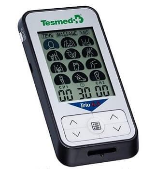 TESMED Trio 6.5 Electroestimulador Muscular