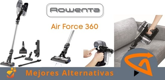 similares rowenta air force 360